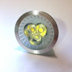 AMPOLLETA LED GU10 5.5W 220V LUZ CALIDA